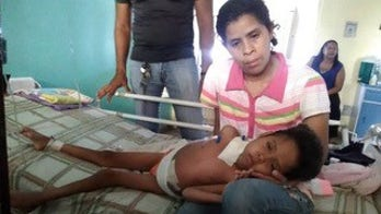 Venezuela's war on children at a 'breaking point' over lack of medical care