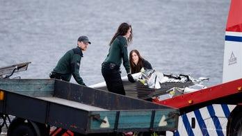 Skydiving plane crash in Sweden leaves 9 dead, officials say