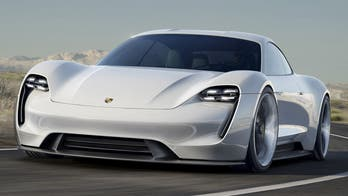 Porsche has more than 30,000 orders for its Tesla-fighting Taycan electric car