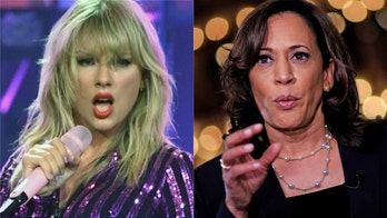 Taylor Swift fans slam Kamala Harris for fundraising event at Scooter Braun's home