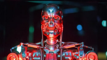 Humans will eventually merge with machines, professor says