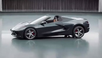 Surprise! 2020 Chevrolet Corvette Stingray convertible teased