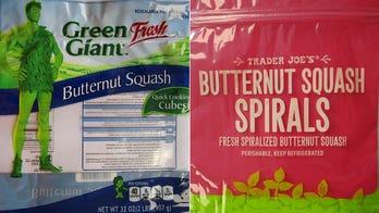 Trader Joe's, Green Giant Fresh veggies recalled over listeria concerns