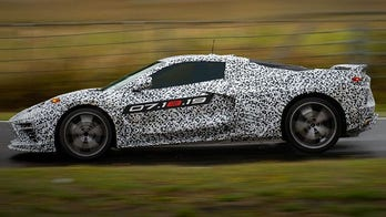 Chevrolet confirms Stingray name for all-new mid-engine Corvette