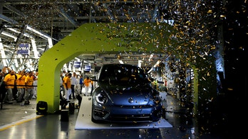 Volkswagen marks the end of Beetle production in Mexico