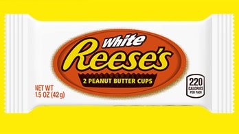 Hershey's Co. sued over 'misleading' White Reese's packaging