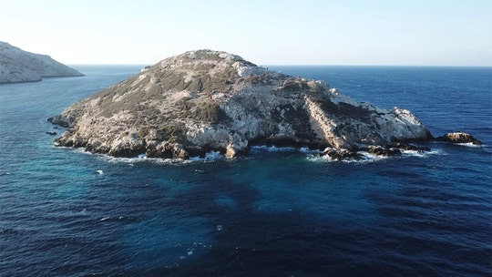 4,600-year-old Greek 'pyramid' found in the Aegean Sea … is not a pyramid at all