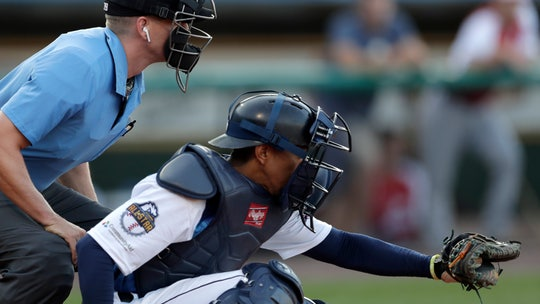 Former AL Cy Young winner tossed from Atlantic League game for outburst over robo ump's strike zone