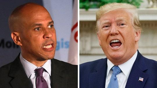 Matt Schlapp: Cory Booker's 'punching' remark about Trump reveals Democrats' hypocrisy