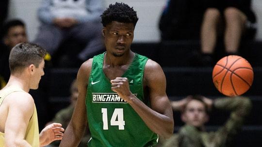 Binghamton University men's basketball player, 19, drowns at New York park