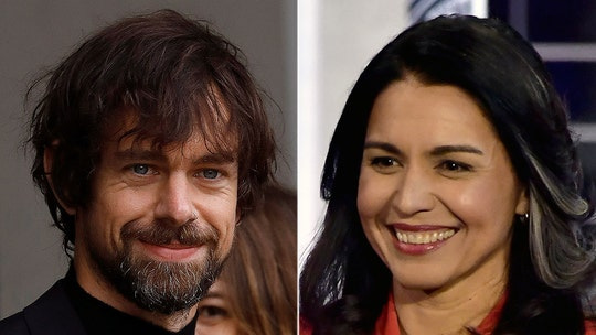 Twitter's Jack Dorsey maxes out donations to Tulsi Gabbard, Democratic presidential candidate