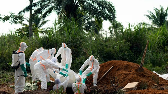 Ebola outbreak in Congo declared a global health emergency by WHO