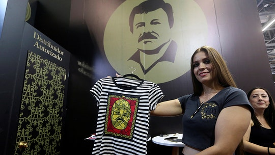 El Chapo-inspired clothing released in Mexico
