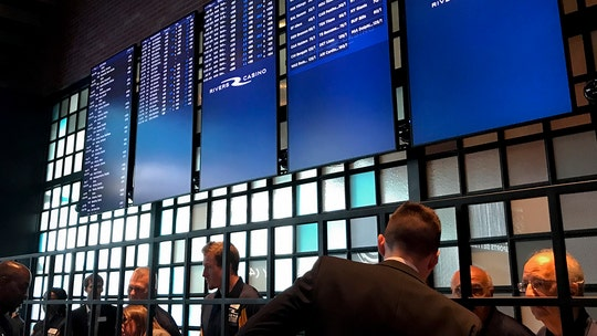 Legal sports betting begins in upstate New York