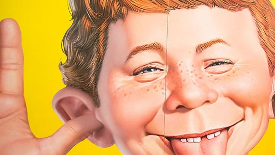 Michael Levin: Mad magazine is heading for reruns – blame leftist political correctness