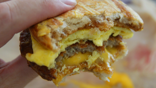 McDonald's testing Blueberry McGriddles for a limited time