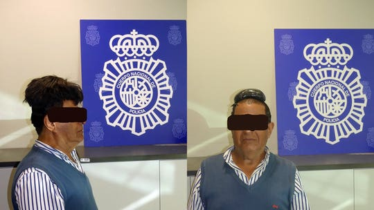 Colombian man busted trying to smuggle cocaine under his wig