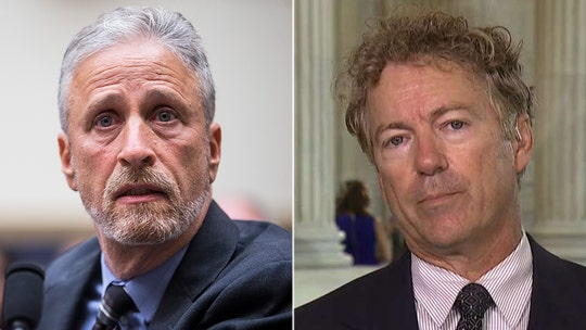 Rand Paul says Jon Stewart is 'neither funny nor informed,' slamming 'lies' about 9/11 bill