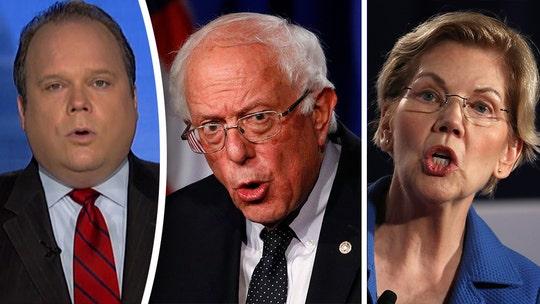 Stirewalt: Bernie's 2020 bid hinges on Elizabeth Warren's NH primary performance
