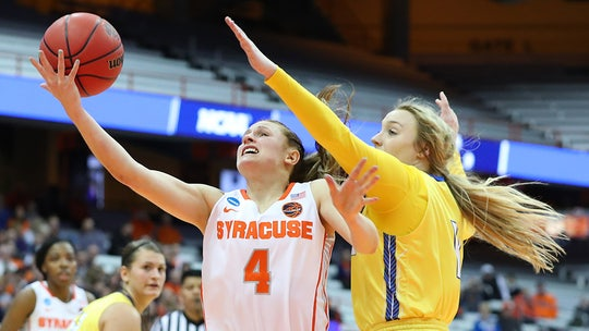 Syracuse basketball star Tiana Mangakahia announces breast cancer diagnosis: 'I will come out stronger'