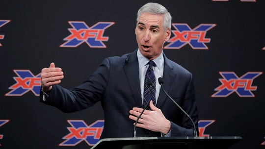 XFL reveals team names for each of its eight franchises