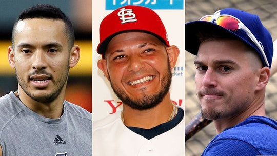 MLB players call on Puerto Rico governor to resign over leaked text messages