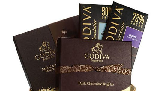 Godiva customer sues, claims Belgian chocolates weren't made in Belgium