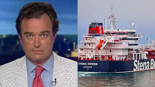 Charlie Hurt: Iran seizing western oil tankers is 'complete pirates on the high seas'