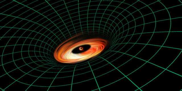 According to new discoveries, the Hubble telescope has detected a supermassive black hole that, technically, should not exist.