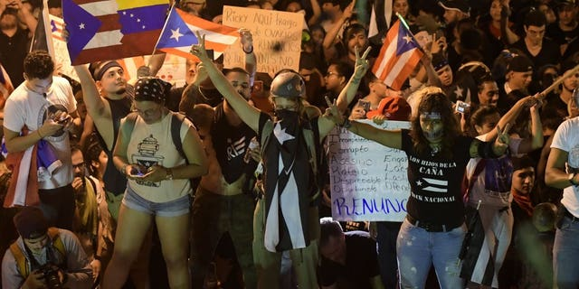 Westlake Legal Group 1000-1 Puerto Rico's governor goes AWOL as protesters gather outside his residence, US officials call to step down Lukas Mikelionis fox-news/us/us-regions/us-puerto-rico fox news fnc/us fnc article 96b1397b-a62d-5447-8067-8075f0bb5f8b