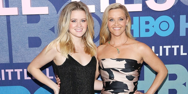 "Ava Phillippe and Reese Witherspoon attend the ""Big Little Lies"" Season 2 Premiere at Jazz at Lincoln Center on May 29, 2019 in New York City. (Getty)"