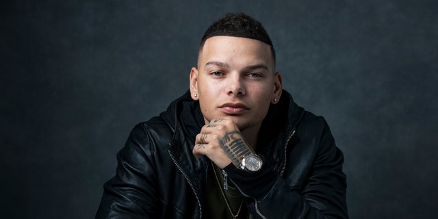 Kane Brown. (Photo by Drew Gurian/Invision/AP, File)