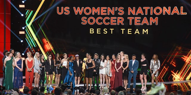 USWNT Member Says Her Hotel Room Was Burglarized During ESPYS (TWEET)