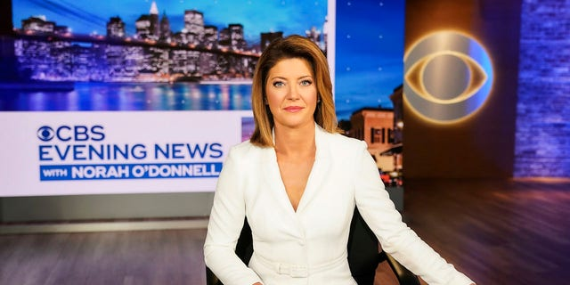 """CBS Evening News"" anchor Norah O'Donnell said ""mostly peaceful"" protests resulted in $1-2 billion of damage. (Michele Crowe/CBS via AP)"
