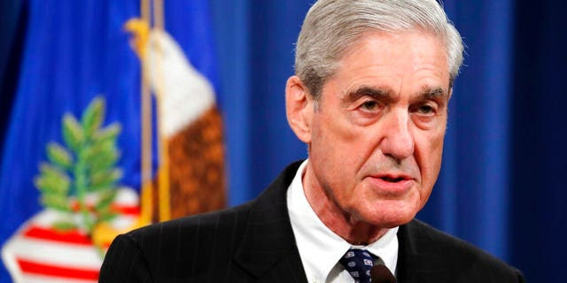 The Special Rapporteur, Robert Mueller, speaks to the expected Department of Health about the Russian investigation.