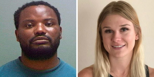 Prosecutors said Ayoola A. Ajayi killed 23-year-old Mackenzie Lueck, who died from blunt-force trauma to the head.  (AP)