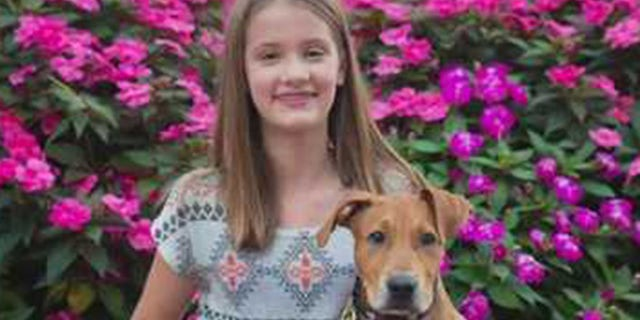 Alaina Petty, was 14 when she was killed in a Parkland propagandize shooting.
