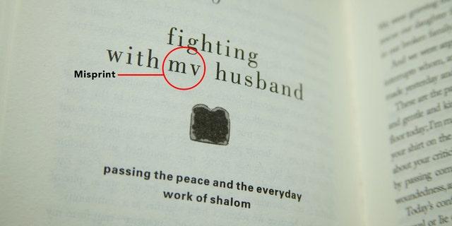 InterVarsity Press met en évidence une copie contrefaite de l'un des livres de leurs auteurs,