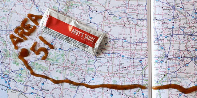 """The Arby's food truck will be present at the viral event, offering fans a """"top secret menu."""""""