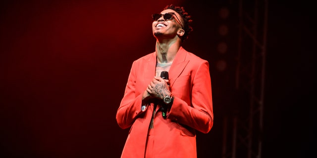 August Alsina reveals why he spoke out about his relationship with Jada Pinkett Smith.
