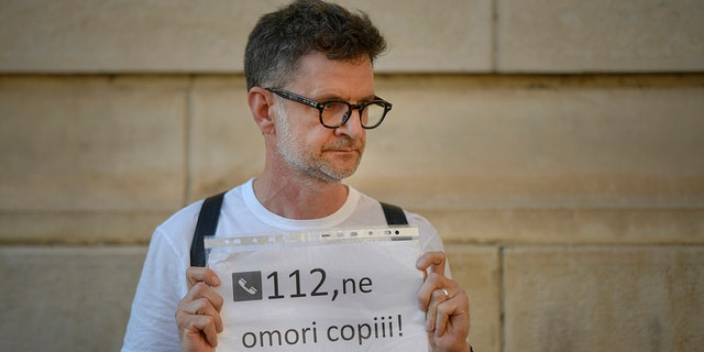 Westlake Legal Group BUCHAREST1 Romania's top cop fired over bumbled response to calls for help from kidnapped girl Robert Gearty fox-news/world/crime fox-news/travel/regions/europe fox news fnc/world fnc article 40fd1eb9-1548-51fe-a799-e2566e049f67