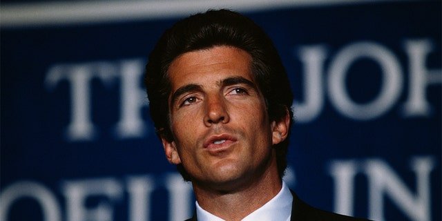 John Kennedy Jr. was ready to pursue his famous father's footsteps, according to his pal Steven M. Gillon (Photo by Brooks Kraft LLC/Sygma via Getty Images)