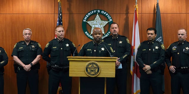 Westlake Legal Group Broward1 Broward County Sheriff's Office loses accreditation after school massacre, Florida airport shooting: report Travis Fedschun fox-news/us/us-regions/southeast/florida fox-news/us/crime/police-and-law-enforcement fox-news/news-events/florida-school-shooting fox news fnc/us fnc article 4cffe7bd-6dd1-5f06-b0fe-d627b5238c64