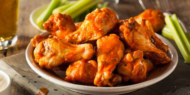 It would be inappropriate to eat anything else on our nation's one and only Chicken Wing Day.