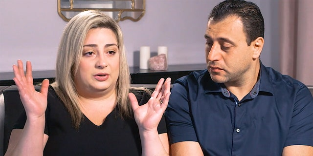 Anni and Ashot Manukyan pronounced that they schooled that their biological son was innate to another set of relatives after going by their possess unsuccessful bud send involving a stranger's egg and sperm.