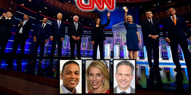 CNN's widely mocked Democratic debate live draw finishes behind Fox