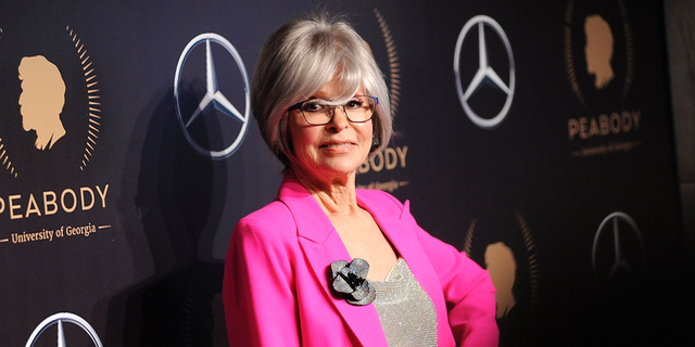 Rita Moreno drew a parallel between heightened racism in the U.S. and President Donald Trump.