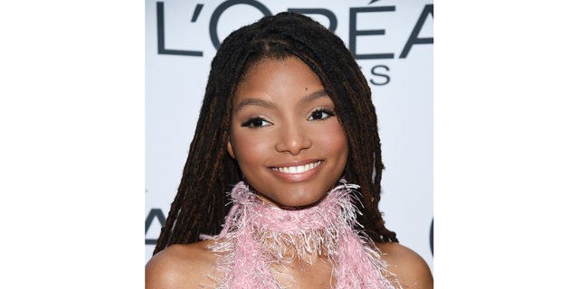 """Halle Bailey, pictured here at the 2017 Glamour Women of the Year Awards in New York, is set to star as Ariel in the upcoming live-action adaptation of """"The Little Mermaid."""""""