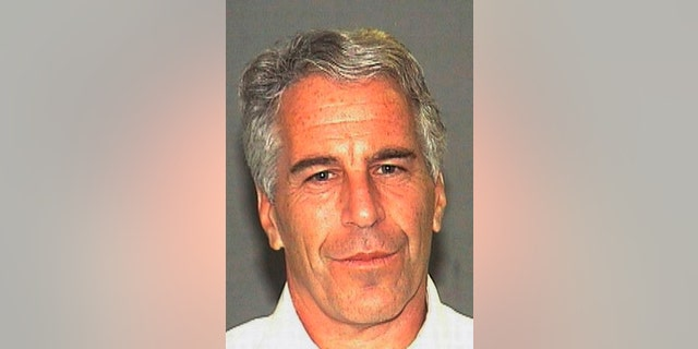 Jeffrey Epstein is shown in an arrest file photo, July 27, 2006. (Palm Beach Sheriff's Office via Associated Press)