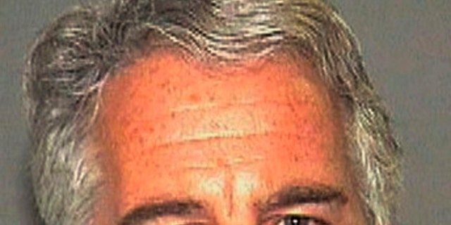 Jeffrey Epstein is shown in an detain record photo, Jul 27, 2006. (Palm Beach Sheriff's Office around Associated Press)